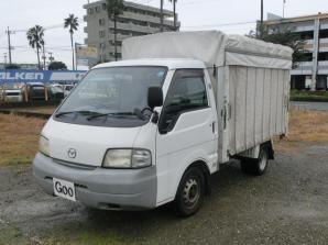 ボンゴトラック DX