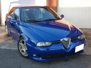 アルファ156 GTA 3.2 V6 24V