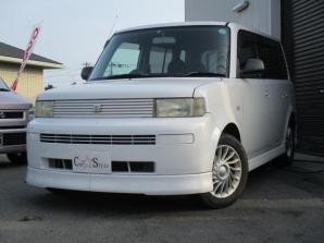 bB S クリスタルホワイトED Xバージョン