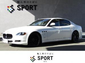 クアトロポルテ スポーツGT S