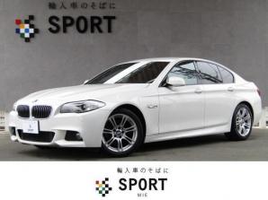 5シリーズ 523dブルーパフォーマンスMスポーツパッケージ