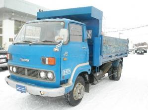 タイタントラック ダンプ