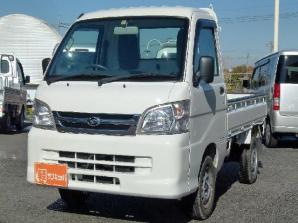 ハイゼットトラック エアコン・パワステスペシャルVS