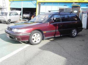 レガシィツーリングワゴン GT