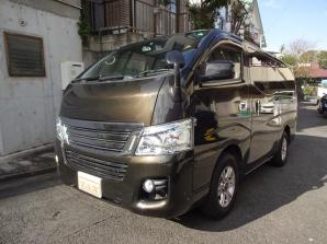 NV350キャラバンワゴン DX