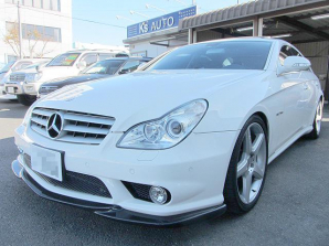 CLSクラス CLS55 AMG