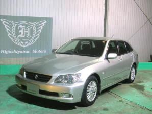 アルテッツァジータ AS200