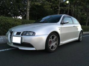 アルファ147 GTA