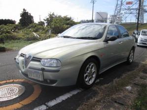 アルファ156 2.5 V6 24V