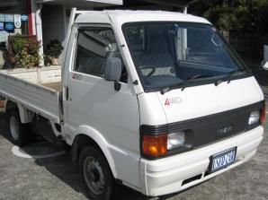 ボンゴトラック ワイドロー