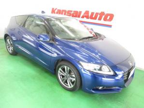 CR−Z 日本カーオブザイヤー受賞記念車