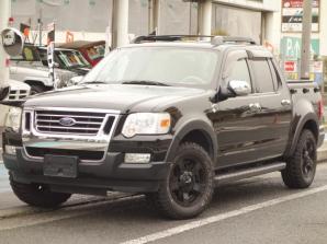 エクスプローラースポーツトラック XLT