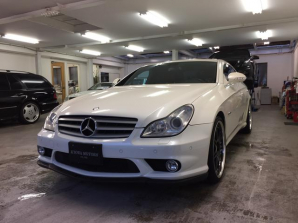 CLSクラス CLS63 AMG