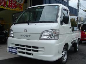 ハイゼットトラック エアコン・パワステ スペシャル