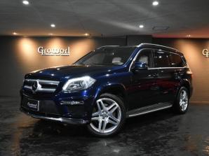 GLクラス GL550 4マチック AMGエクスクルーシブパック