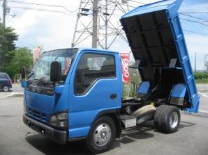 エルフトラック 強化ダンプ