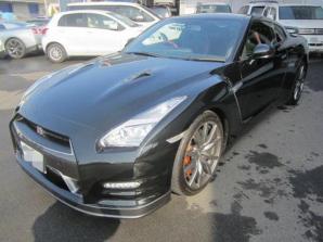 GT−R ブラックエディション