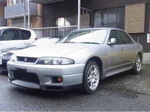 スカイライン GT−Rオーテックバージョン40thアニバー