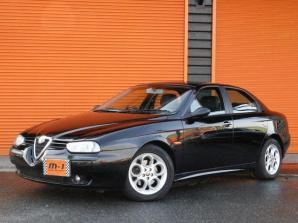 アルファ156 2.5 V6 24V Qシステム