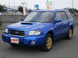 フォレスター XT WR−リミテッド 2004