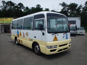 シビリアンバス 幼児車