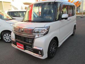 タント カスタムX トップエディションSAIII