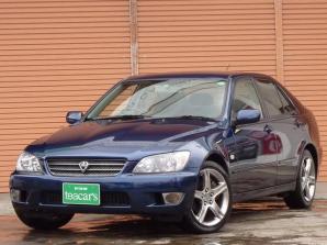 アルテッツァ RS200 リミテッドII