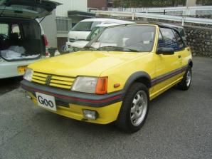 205 GTi−ITS