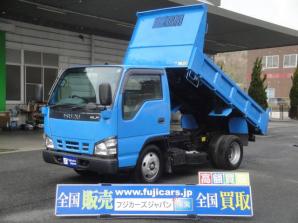 エルフトラック 強化フルフラットローダンプ