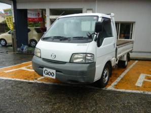 ボンゴトラック ワイドローGL