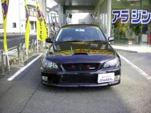 アルテッツァ RS200 Zエディション