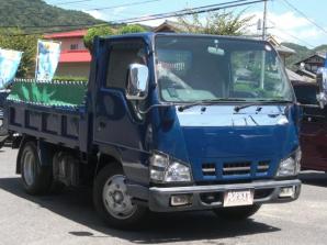 タイタントラック 強化ダンプ