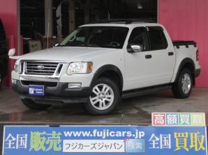 エクスプローラースポーツトラック XLTアドベンチャーアメリカ