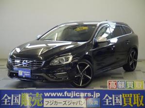 V60 T6 AWD Rデザイン