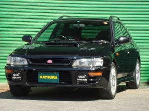 インプレッサスポーツワゴン WRX STiバージョンIV