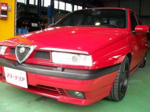 アルファ155 V6 2.5