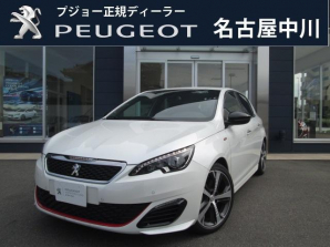 308 GTi250 byプジョースポール