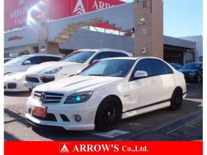 Cクラス C63 AMG