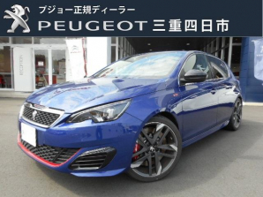 308 GTi270 byプジョースポール