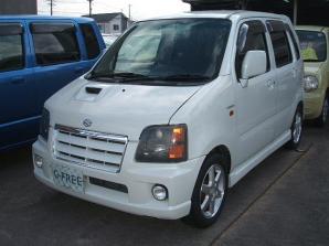 ワゴンR RR バージョンV