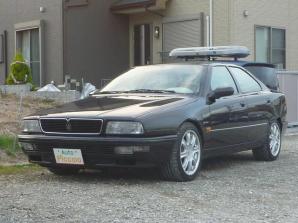 クアトロポルテ V8