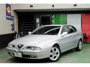 アルファ166 3.0 V6 24V スポルトロニック