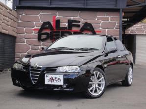 アルファ156 TI 2.5 V6 24V