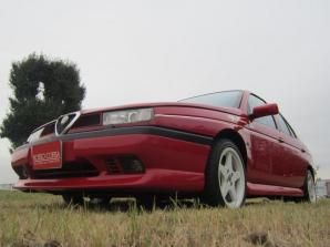 アルファ155 V6リミテッドバージョン