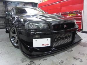 スカイライン GT−R VスペックII ニュル