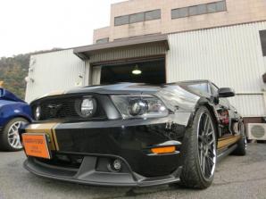 マスタング V8 GT プレミアム
