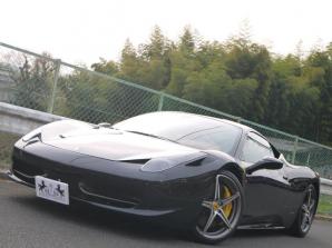 458イタリア ベースグレード