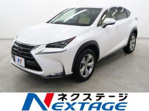 NX NX200t バージョンL