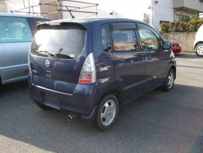 日産 モコ 660 T