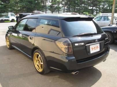 スバル レガシィツーリングワゴン 2.0 GT 4WD ターボ サンルーフ 1ナンバー